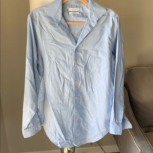 Calvin Klein Men's button shirt